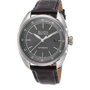 Bulova Men's 63B188 Tellaro Swiss Made Watch